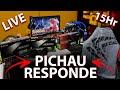 🔴 LIVE PICHAU RESPONDE 08 - Vários Prêmios! Mande sua Pergunta sobre Hardware!!!