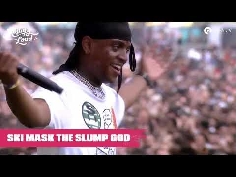 Ski Mask The Slump God Rolling Loud Miami 2019 Full Set HD