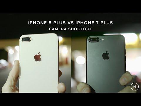 586d5f289b68 iPhone 8 Plus VS iPhone 7 Plus | CAMERA SHOOTOUT - YouTube