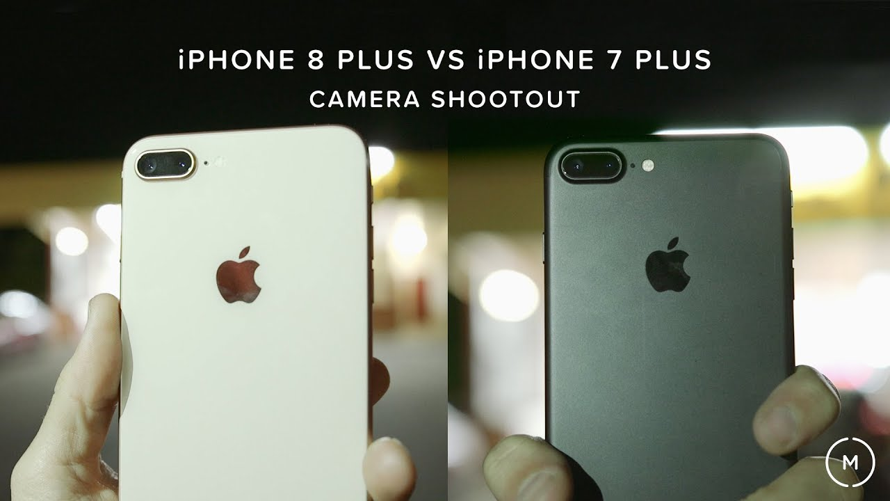 IPHONE 7 PLUS VS IPHONE 8 PLUS AKKU