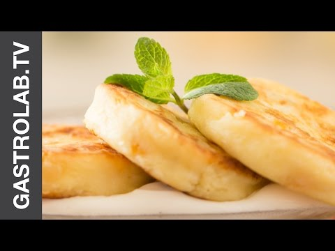 Cottage Cheese Pancakes With Dried Apricots And Raisins || Quick & Easy Recipes || Gastro Lab