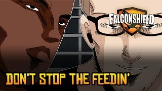 Repeat youtube video Falconshield - Don't Stop the Feeding *LoL Parody*