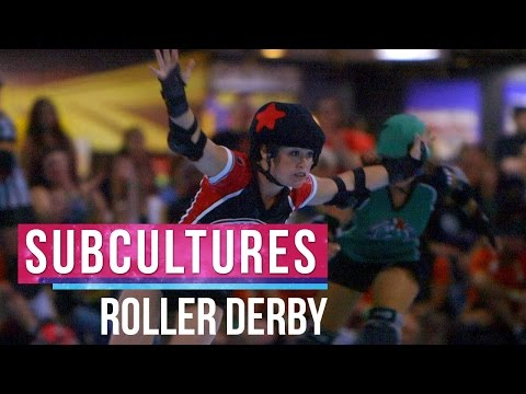 Roller Derby Girls | SubCultures