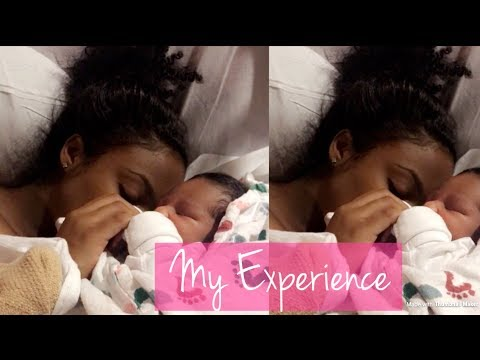 My Labor & Delivery Story | All NATURAL