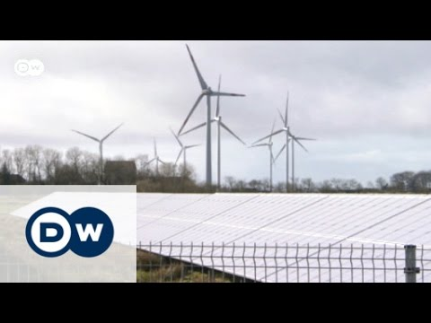 Renewable energy - The pioneer | Made in Germany