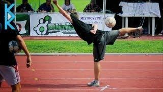 World Freestyle Football Championships in Prague 2011