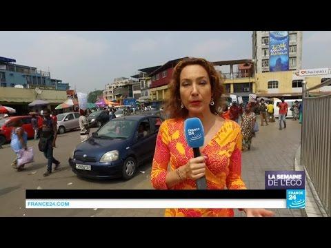 RD CONGO - Kinshasa, ville créative