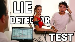 COUPLES LIE DETECTOR TEST