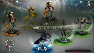Gameplay Impressions: Destiny Of Spirits (vita)