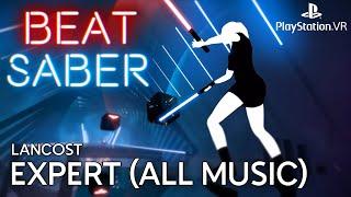 Beat Saber PSVR - Gameplay | Expert (All music)