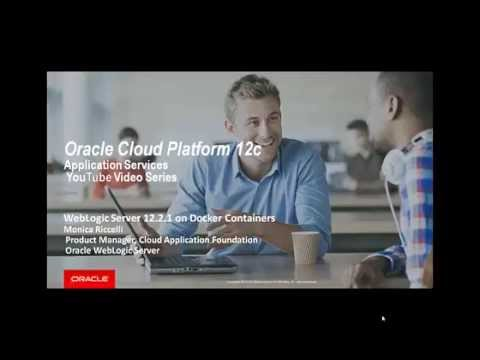 Docker Containers and Oracle