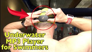 Review: BEKER Underwater MP3 Player for Swimming