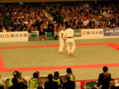 Zen Nihon 2009 - Final : Muneta x Anai ( Parte I )