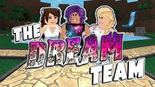 THE DREAM TEAM - EPIC MINIGAMES - ROBLOX