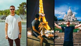 Paris Travel Vlog | Louvre, Notre Dame and Arc de Triomphe