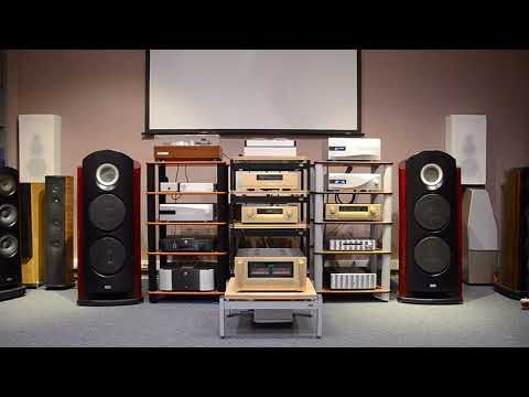 TAD Reference One (TAD R1) - Accuphase A75 - DCS Vivaldi [HIGH END AUDIO] №2