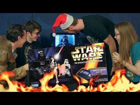 Board As Hell (#6): Star Wars: The Interactive Video Board Game