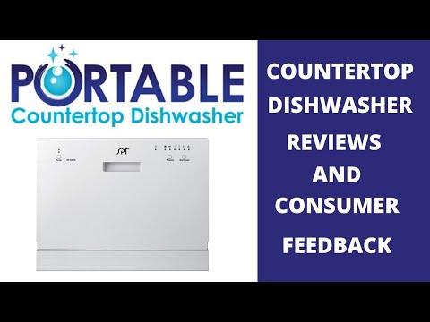 Portable Countertop Dishwasher Reviews