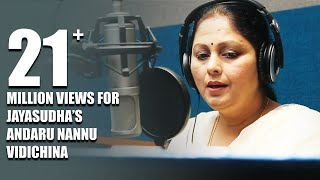 Jayasudha Singing Andaru Nannu Vidichina | Full Song - Telugu Christian Song (2019)