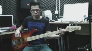 Pay money to my pain - Pictures (bass cover by Wai)