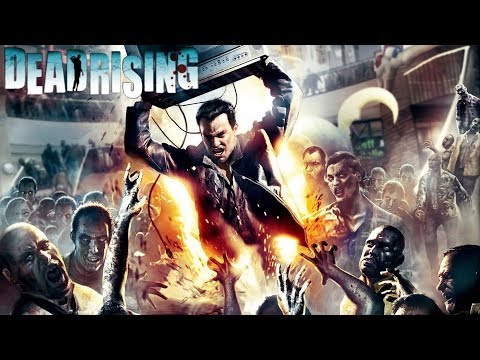 PATREON LAUNCH STREAM! - DEAD RISING HD PS4