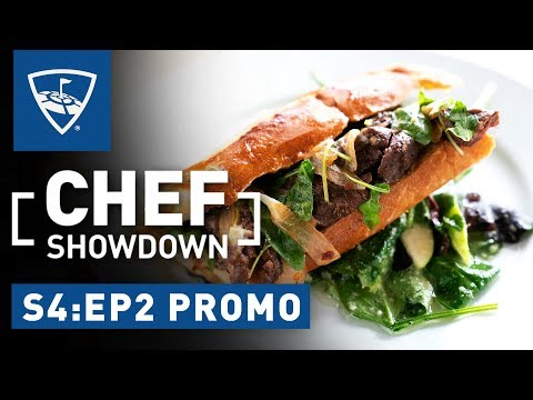 Chef Showdown | Season 4: Episode 2 Promo | Topgolf