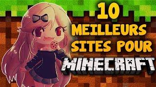 LES 10 MEILLEURS SITES POUR MINECRAFT ! ASTUCE de MINECRAFT #9