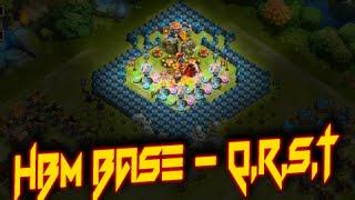 castle clash hbm base q r s t th 20 23 my best hbm t attempt