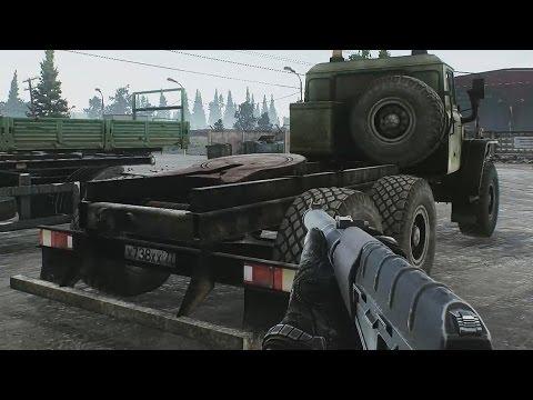 Escape from Tarkov — ЗАПРАВКА НА ТАМОЖНЕ!