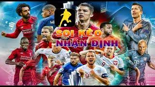 Soi Kèo tip bóng đá miễn phí Italy vs England ngày 11/07/2021
