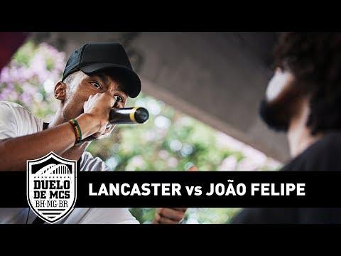 Lancaster vs João Felipe (4ª de Final) - Eliminatória MG - Duelo de MCs Nacional - 12/11/17