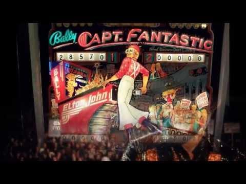 Elton John - Pinball Wizard (1974) With Lyrics!