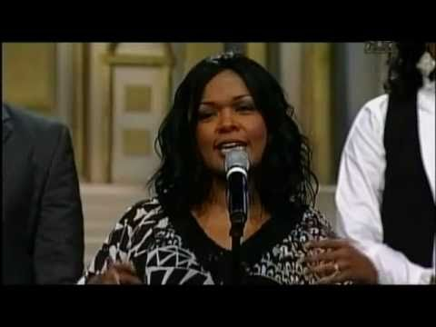 "CeCe Winans -- ""More Than What I Wanted"" -- The Holy Land Experience"