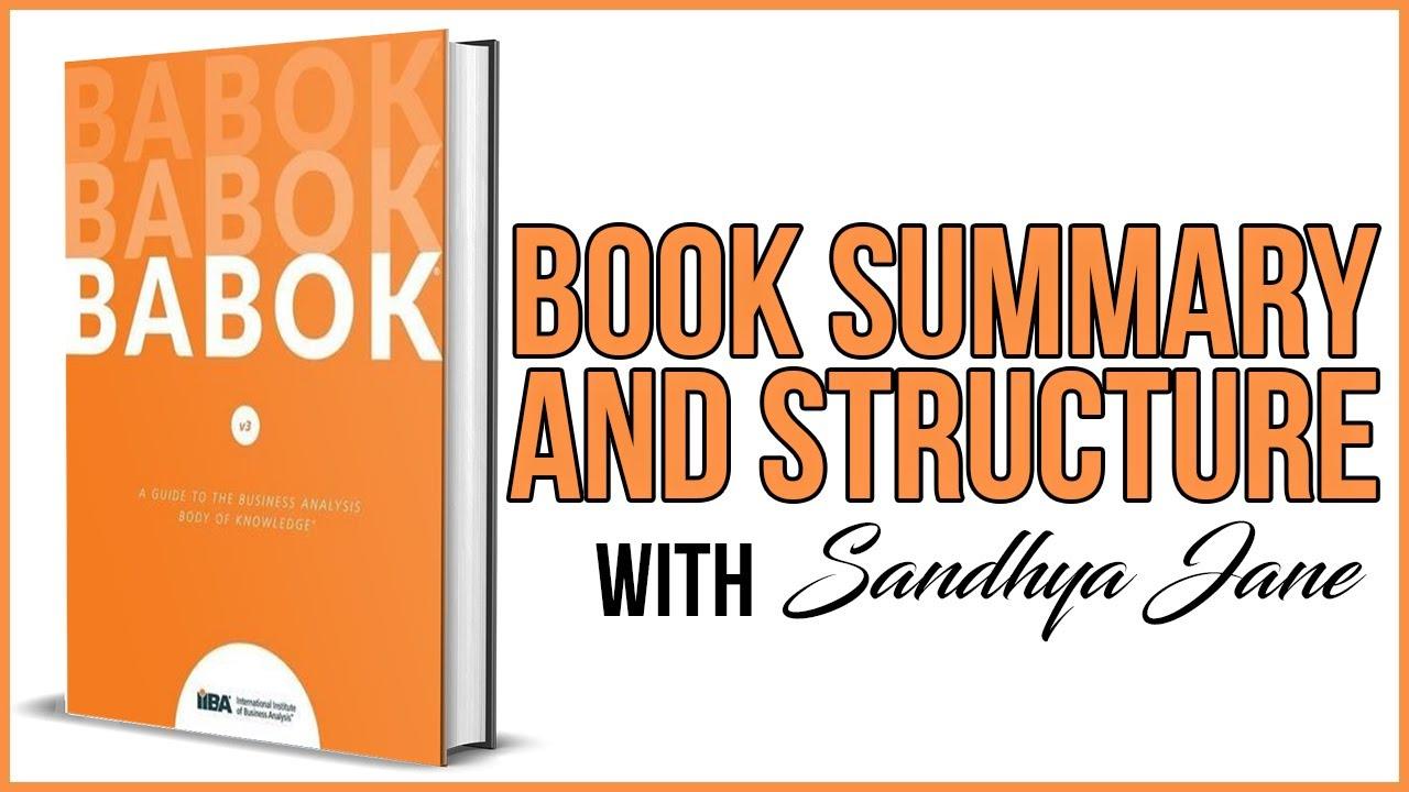 Book pdf babok