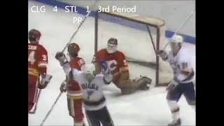 1986 Blues vs Flames