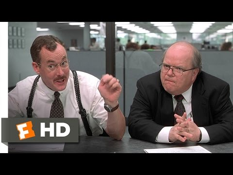 Office Space 35 Movie   Motivation Problems 1999 HD