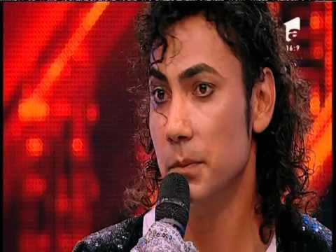 """Prezentare: Florin Baicu sau """"Michael Jackson de România"""""""