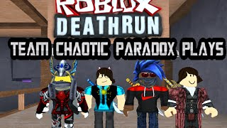 [Jamie/Linux GP] GUEST 0 IS LEGENDARY!! Roblox CP Deathrun