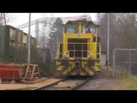 Industrial railway of Benteler Steel mills Haneckenfähr