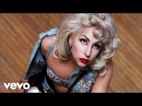 Mix - Lady Gaga - Marry The Night (Official Video)