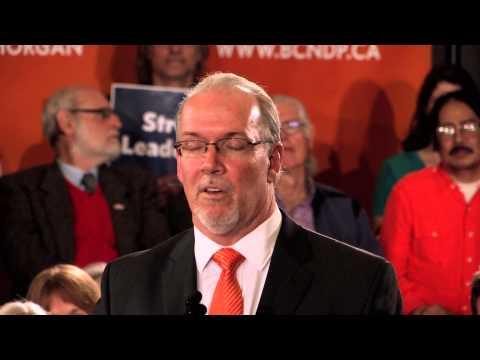 Meet the new BCNDP Leader John Horgan