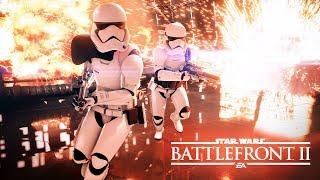 20 VS 20 MADNESS! - Star Wars Battlefront 2