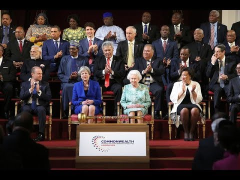 Commonwealth Heads of Government Meeting - Day 4