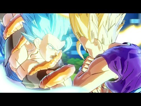 DRAGON BALL FIGHTERZ GRAPHICS IN XENOVERSE 2 - Dragon Ball Xenoverse 2 Mods | Pungence