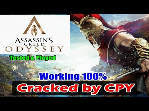 Assassin's Creed Odyssey Cracked BY CPY - CPY Crack Working 100