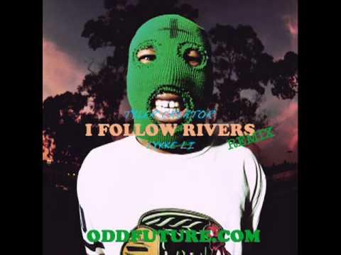 "Tyler, The Creator & Lykke Li -- ""I Follow Rivers"" (Tyler, The Creator Remix) HD"