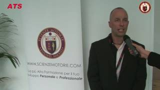 Testimonianza - Danilo Callegari Summit Scienze Motorie Milano 2016