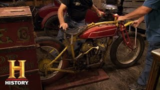 American Restoration: A Scout Rides the Wheel of Death | History