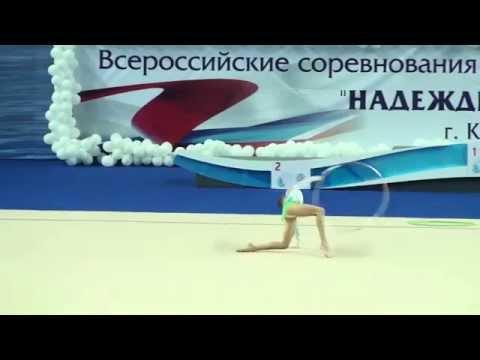 Надежды России, Казань, 02.12.14, Иванова Мария