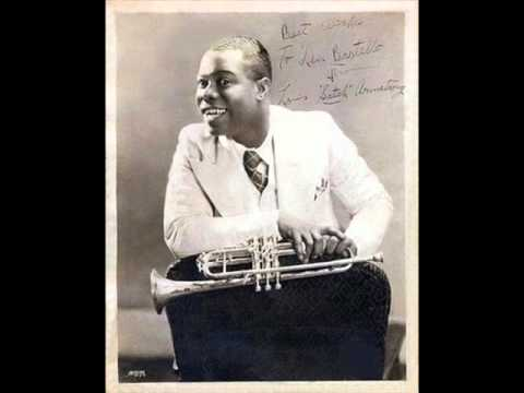 Louis Armstrong - Gut Bucket Blues (1925).